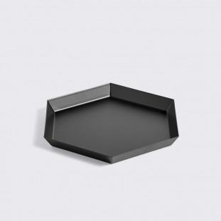 PLATEAU KALEIDO - S (22 X 19 ) - BLACK