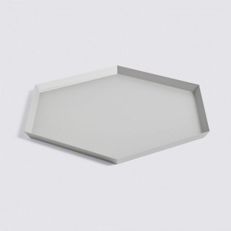 PLATEAU KALEIDO - XL (45 X 39 ) - GREY
