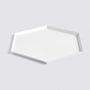 PLATEAU KALEIDO - XL (45 X 39 ) - WHITE