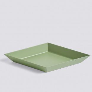 PLATEAU KALEIDO - XS (19 X 11 ) - OLIVE GREEN