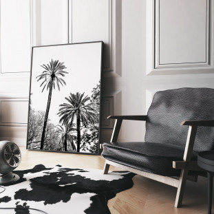 Cadre Grand Palmiers