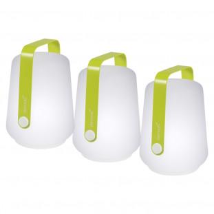 Lot de 3 lampes Balad