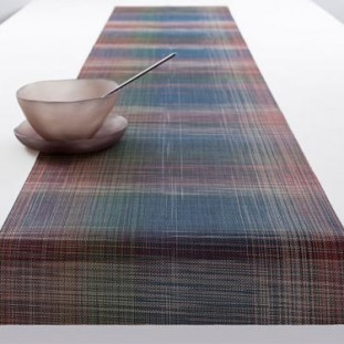 Chemin de Table Plaid