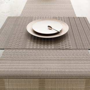 Chemin de table Mixed Weave Luxe