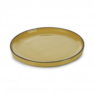 Assiette plate Caractère