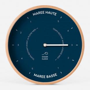 HORLOGE MAREE Diam 31 cm - MARINE Cadran Français