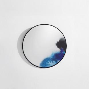 Miroir Francis Petit Bleu