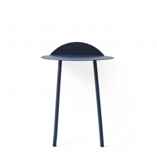 Yeh Wall table Low MIDNIGHT BLUE