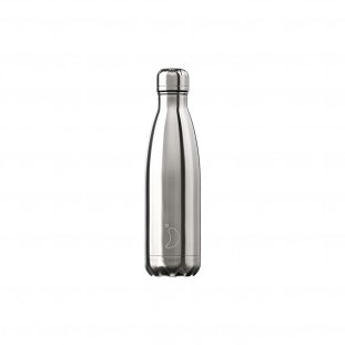 Bouteille isotherme CHROME Silver