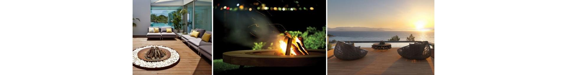 Barbecue et braséro